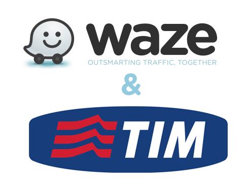 Waze și TIM și-au unit forțele în Brazilia