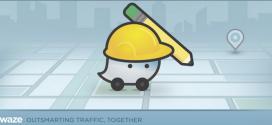 Actualizare hartă Waze, 30 octombrie 2014