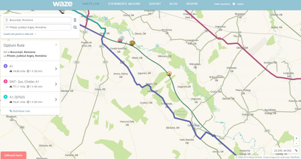 A1-km60-accident-drum-inchis-ruta-deviata